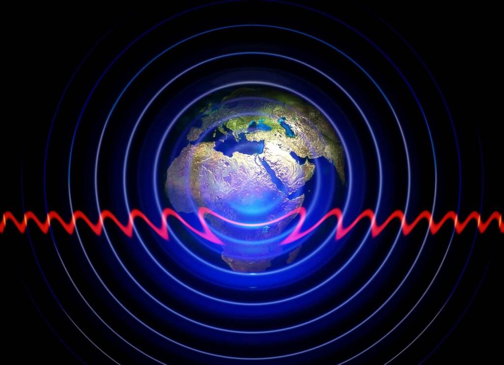 Rezonans Schumana, dźwięk i wibracja